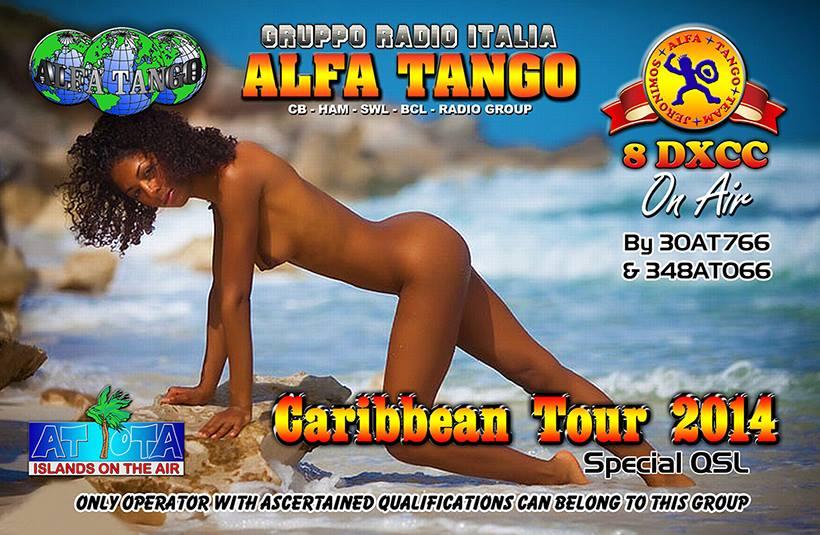 Caribbean Tour 2014