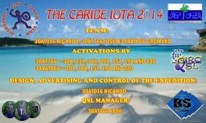 Caribe IOTA Tour