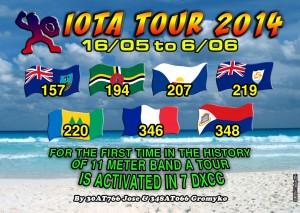 IOTA Tour 2014