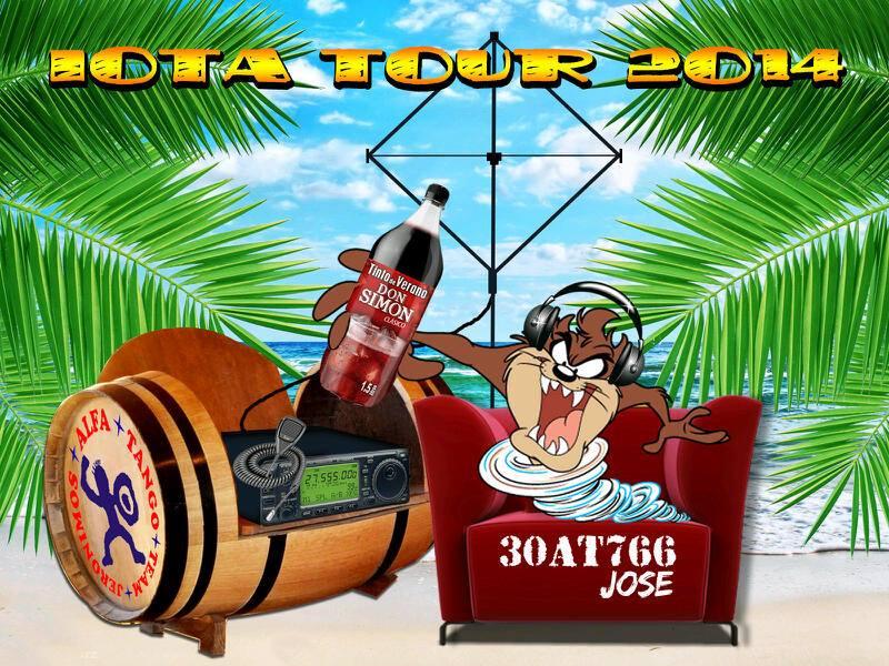 Caribbean IOTA Tour