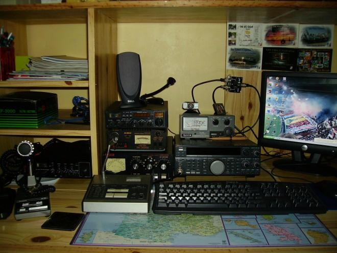 Shack Radio de 2004