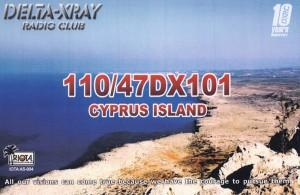 110/47DX101 John Chypre