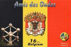 16ADO171 Dom Belgique