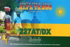 227AT/DX Rwanda