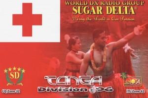 96SD101 Christian Tonga